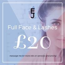 EJM - Pricing Banner - Full Face & Lashes (Instagram)