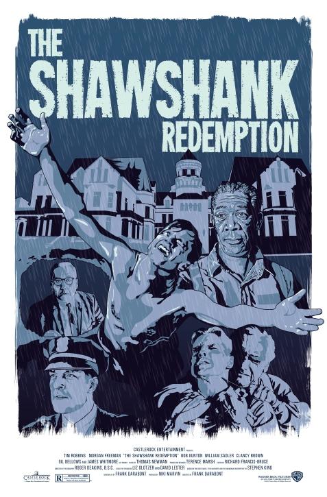 The Shawshank Redemption - 27x41