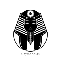 Ozymandias Logo Black-01