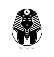 Ozymandias Logo Black-01
